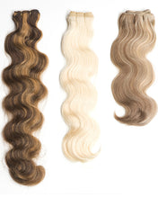 "470 Baby Fine Wavy Extension 18-20"": Human Hair Extensions"