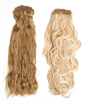 "483FC Super Remy Curly 18"": Human Hair Extension"