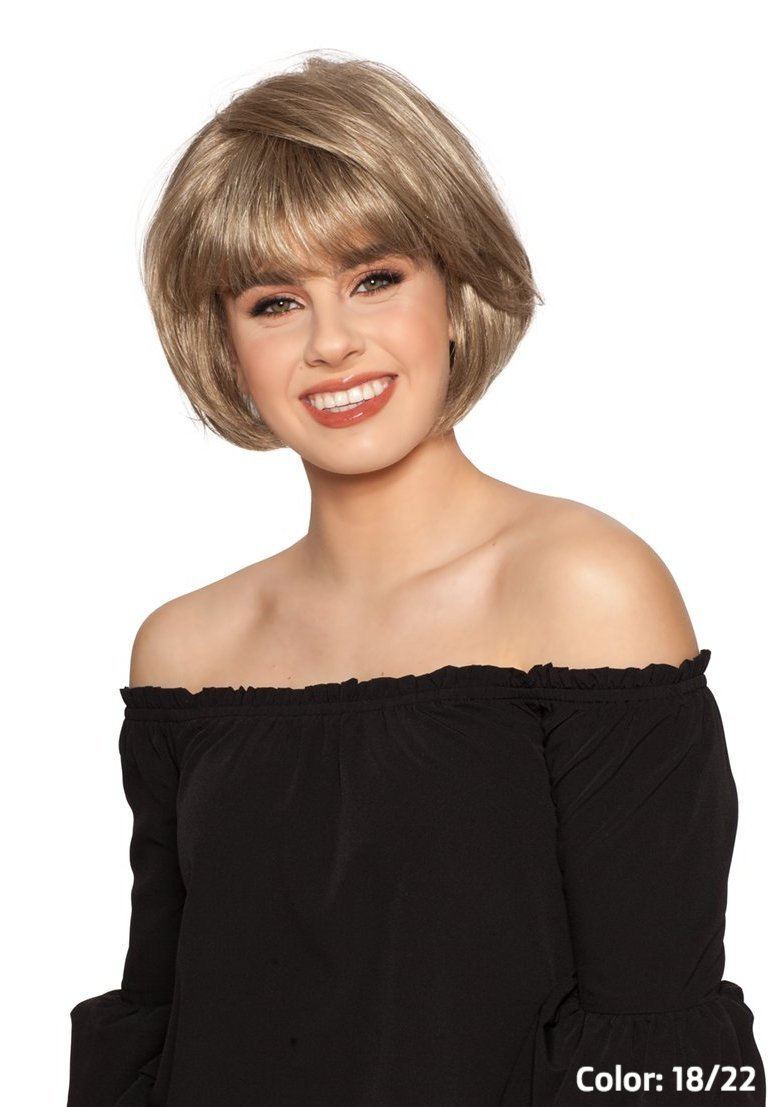 500 Abbey by WIGPRO: Synthetic Wig