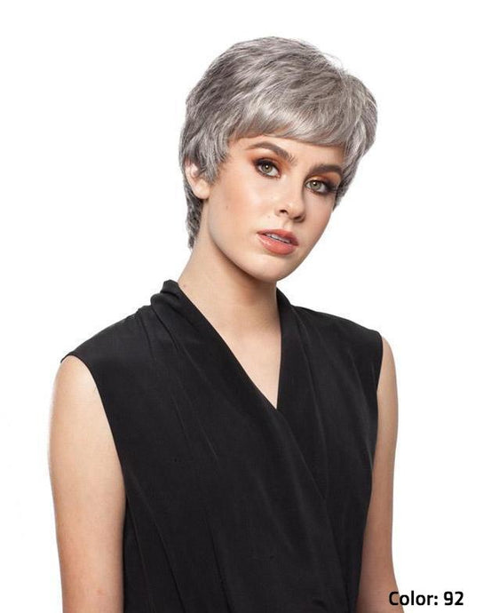 532 Shortie: Synthetic Wig