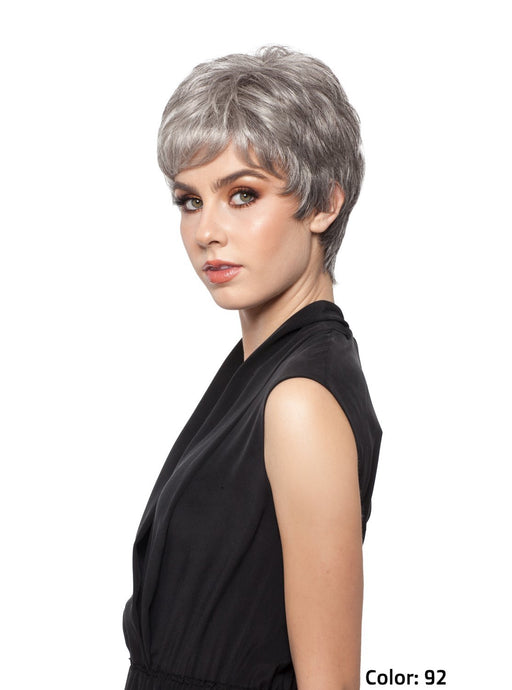 532C Shortie by WIGPRO: Synthetic Wig(Large Cap)