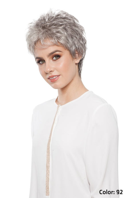 BA501 P. Char: Bali Synthetic Hair Wig