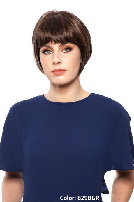 BA517 Cutting Edge: Bali Synthetic Hair Wig
