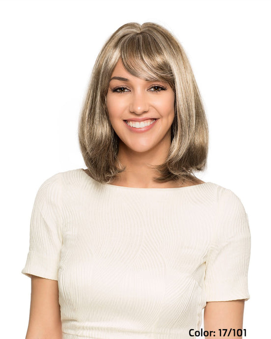 BA605 Zoey: Bali Synthetic Wig