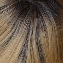 02-8 | Root 1B 2/22 - Root 1B,2/22 Off Black & Darkest Brown Root, the rest is Beige  Blonde