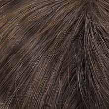 313D H Add-on, 3 clips: Human Hair Piece