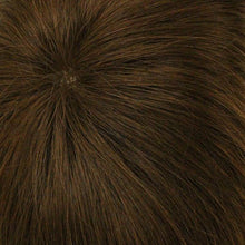 301 F-Top Blend LH: Hand Tied Human Hair Piece
