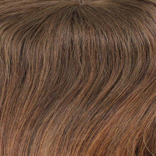 06/30T - Medium Chestnut Brown tipped w/ Medium Auburn