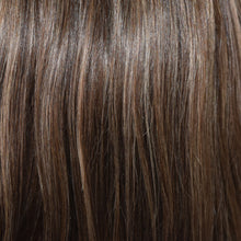 Rocky Road - Chestnut Brown base highlighted with Ash Blonde