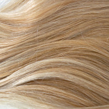 313A H Add-on - single clip: Human Hair Piece