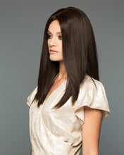 103 Alexandra H - Mono-top Machine Back - 01B - Human Hair Wig