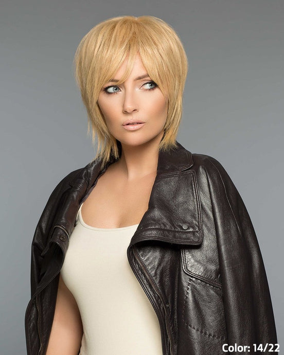 200 Savvy - Machine Tied Wig - Human Hair Wig