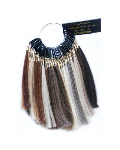 Human Hair Color Ring