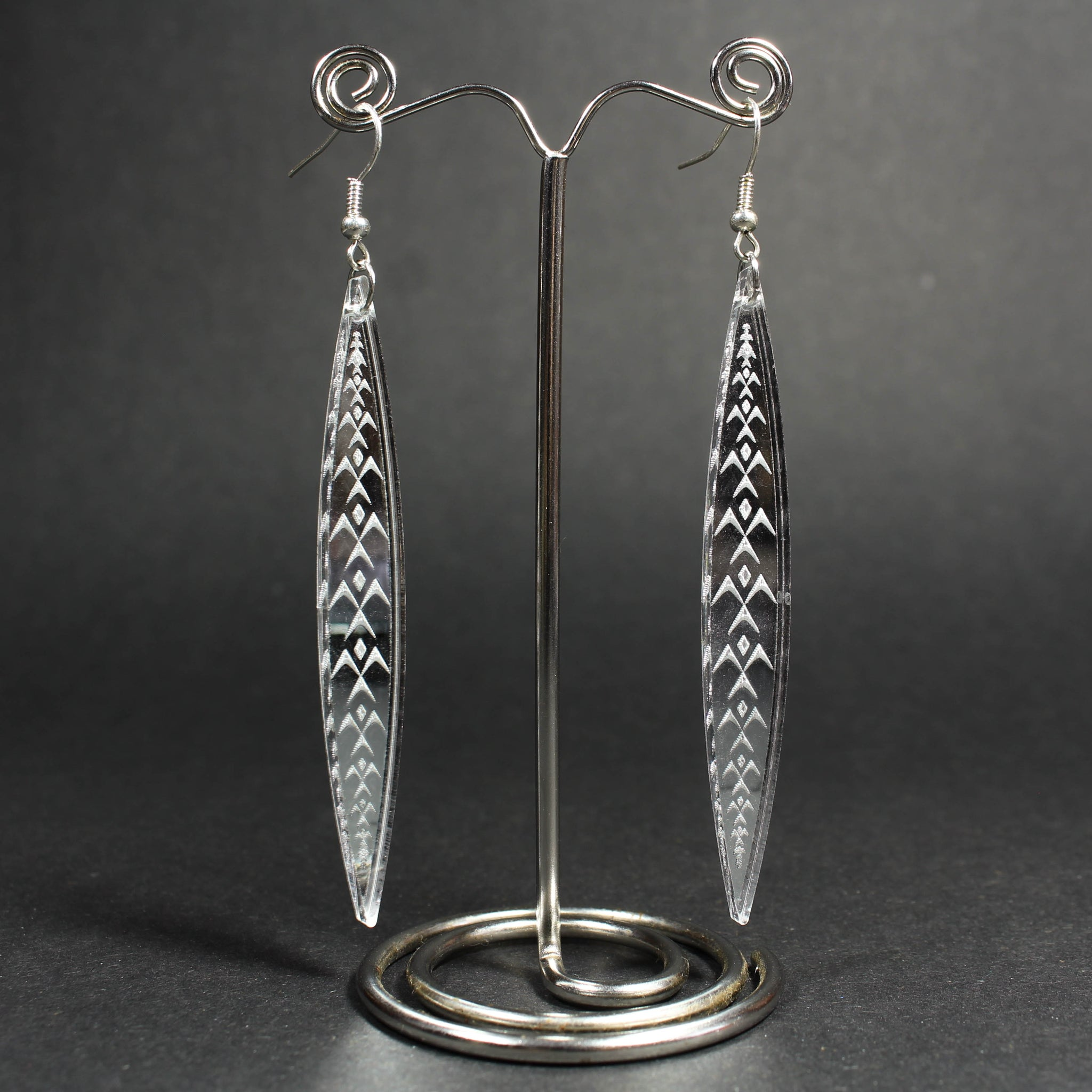 Gogo Bird Reflective Earrings