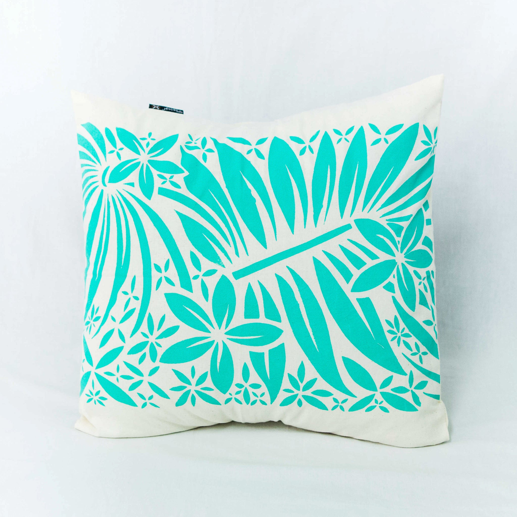 "Cushion Cover ""Rainforest"""