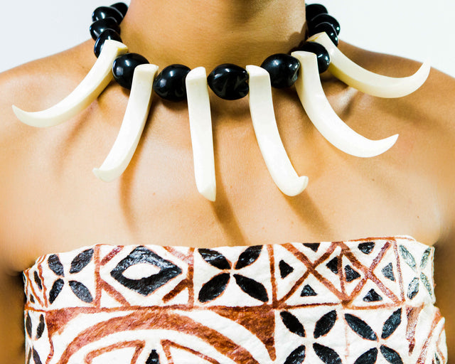 Ula Nifo (Boar Tusk Necklace)