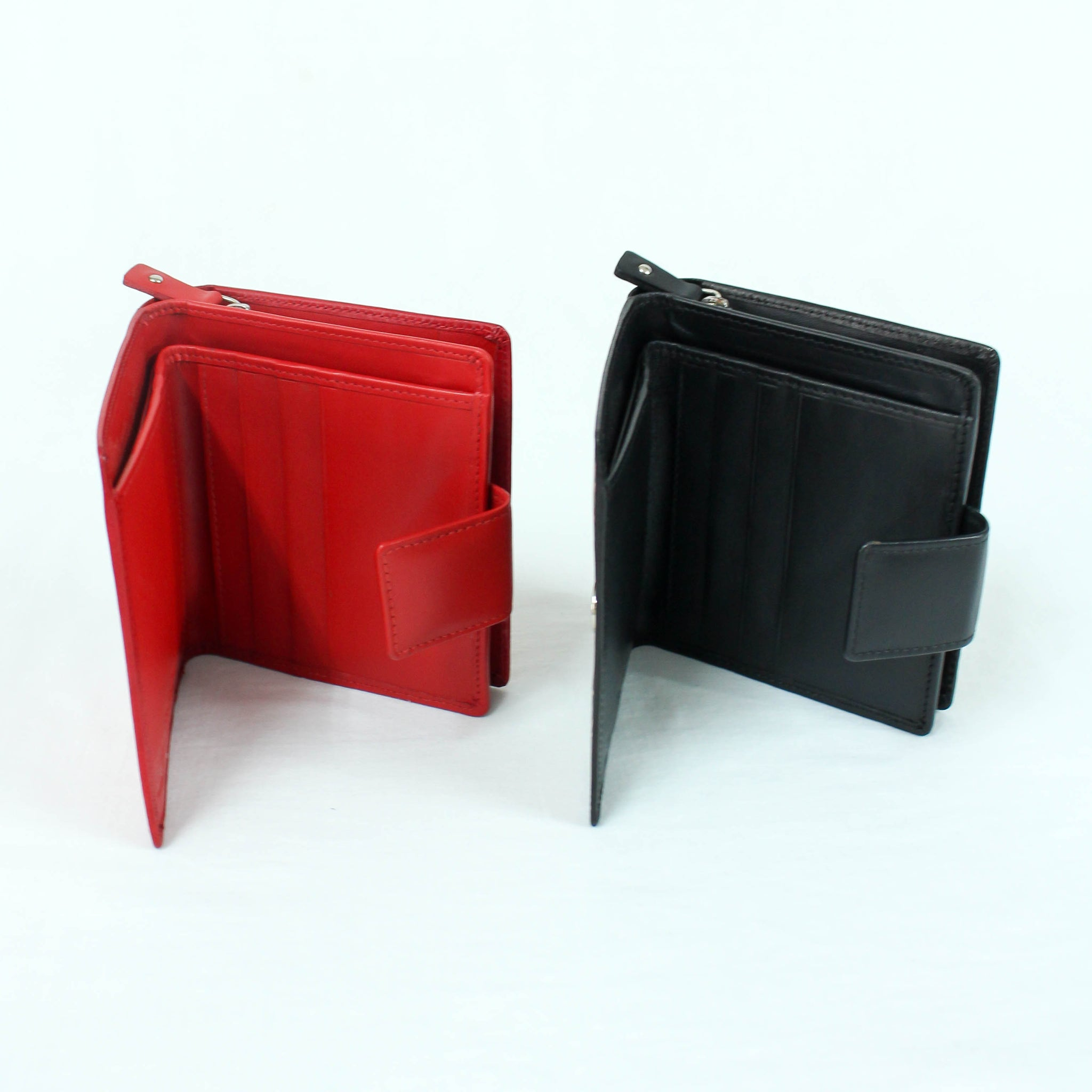 Leather Siapo Wallet - Square