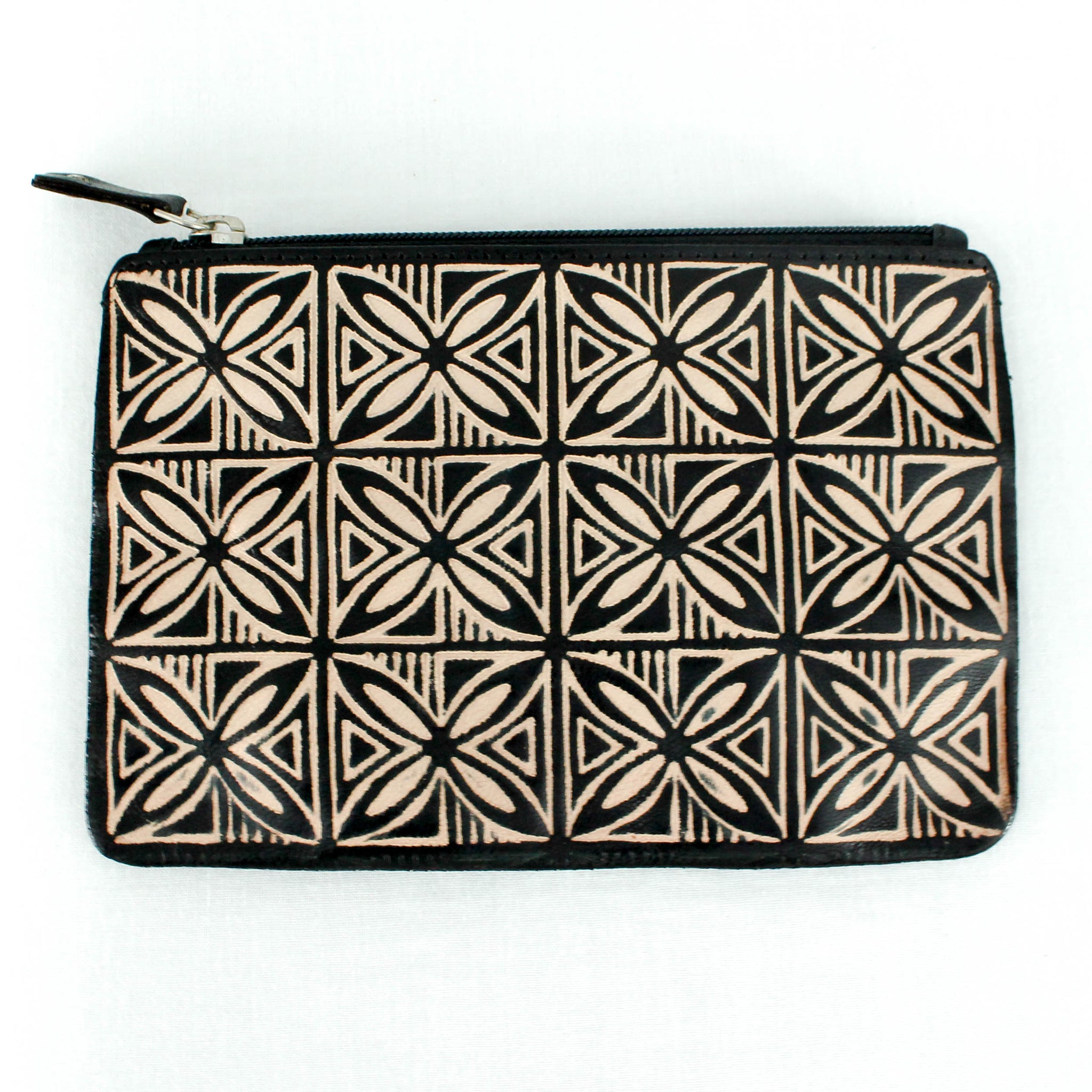 Leather Siapo Coin Purse