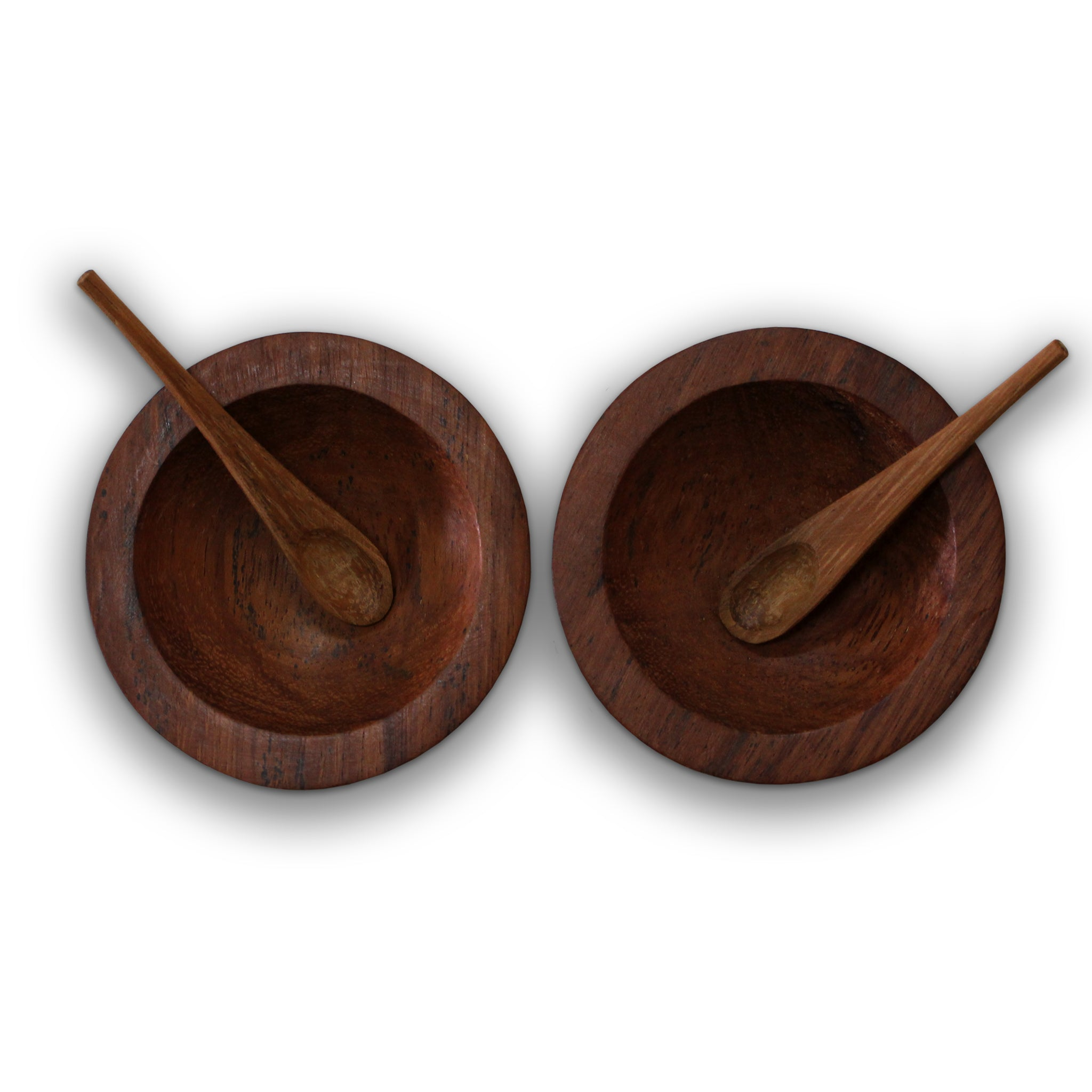 Tanoa Salt & Pepper Holder Set