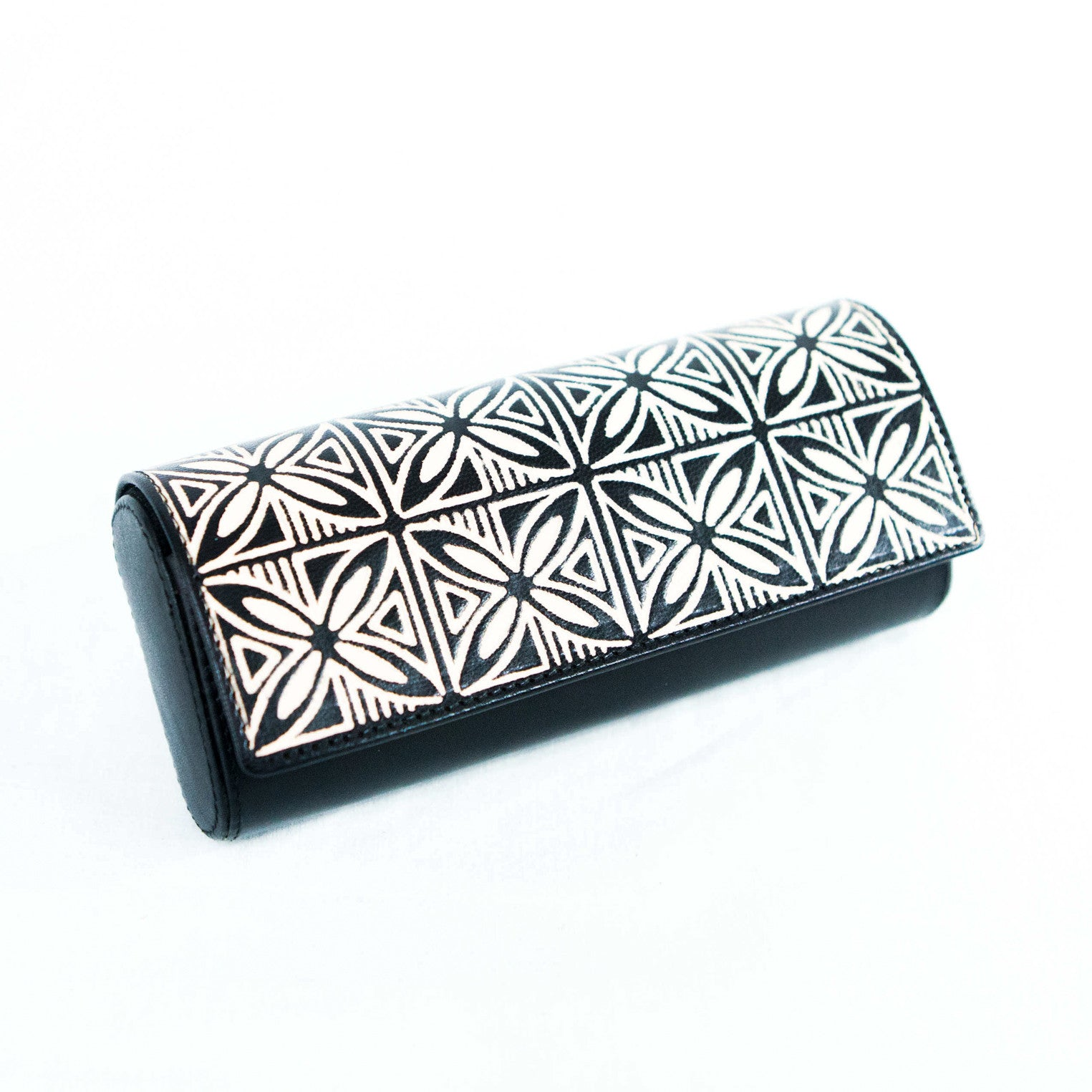 Leather Siapo Glasses Case
