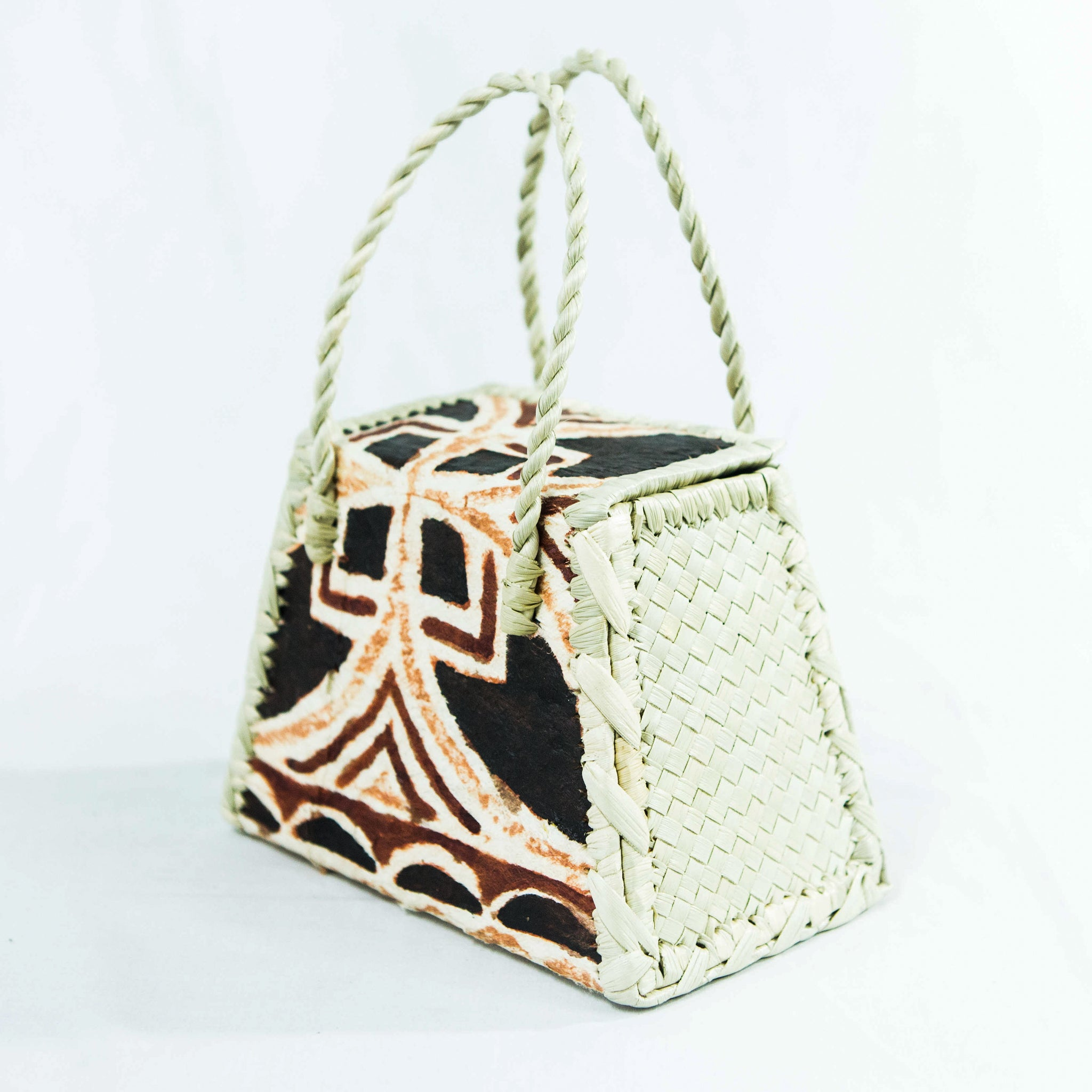 Siapo Trape Bag with Lid