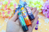 Set of 6 pcs Cola Fruit Sweet Moisturizer Lip Balm Lipstick