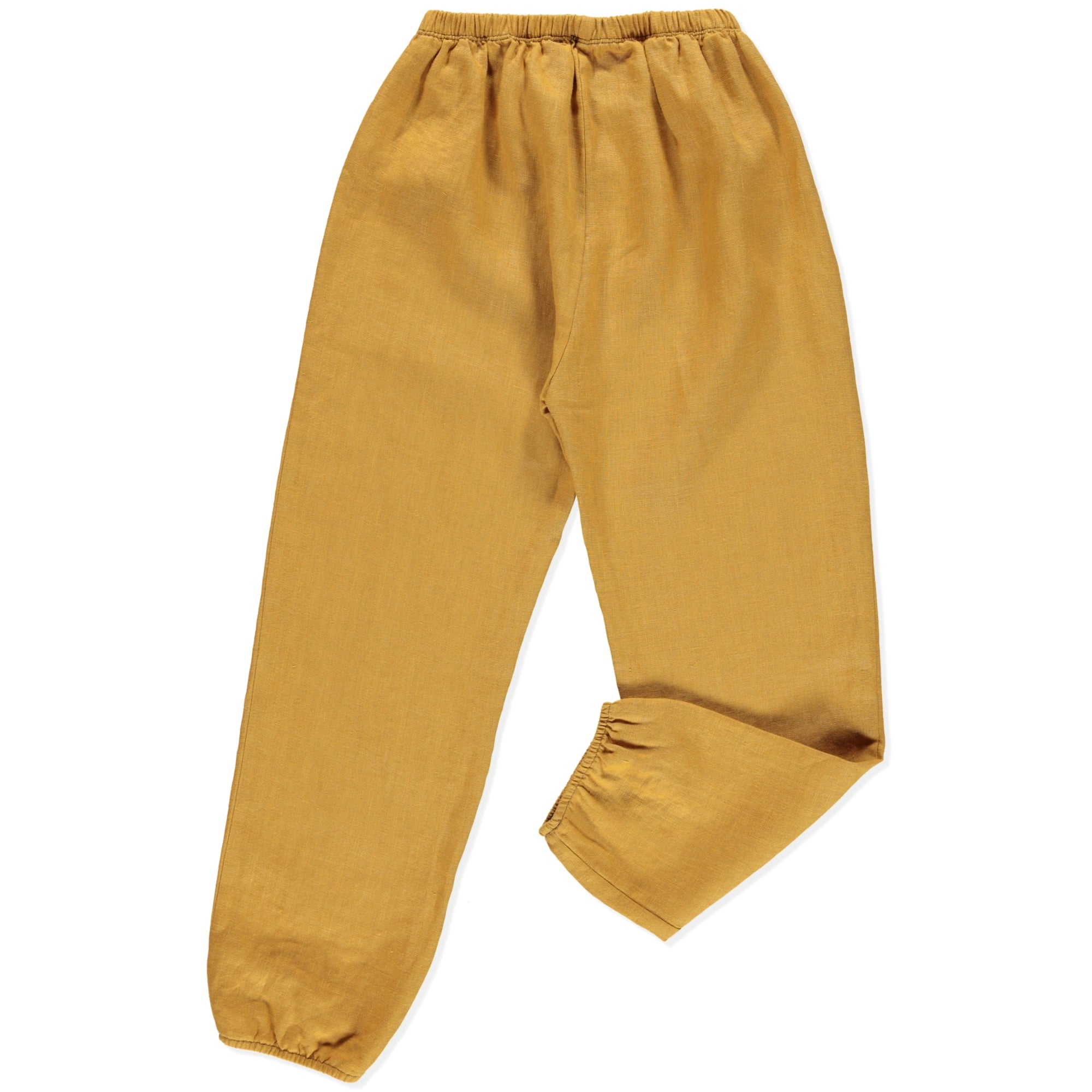Pants Bluebell Yellow