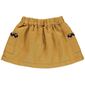 Skirt Tiger Lily Yellow