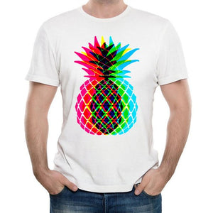 Trippy Pineapple T Shirt - Straight Up Fun