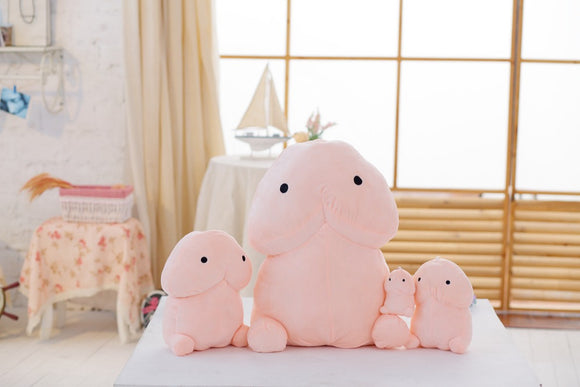 Plush Penis Doll - Straight Up Fun