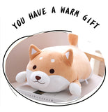 Cartoon Shiba Inu Plush Doll - Straight Up Fun