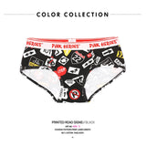 Assorted Art Series Matching Couples Underwear