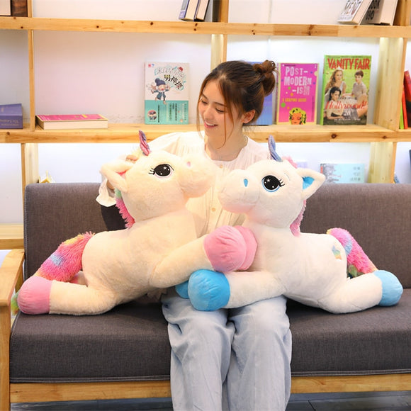 Cute Unicorn Plush - Straight Up Fun