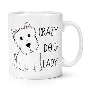 Crazy Dog Lady Animal Mug