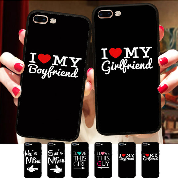 Assorted Matching Couples iPhone Phone Cases