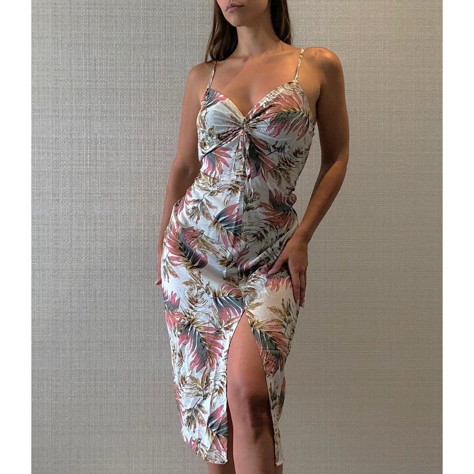 Load image into Gallery viewer, AMELIE MIDI DRESS