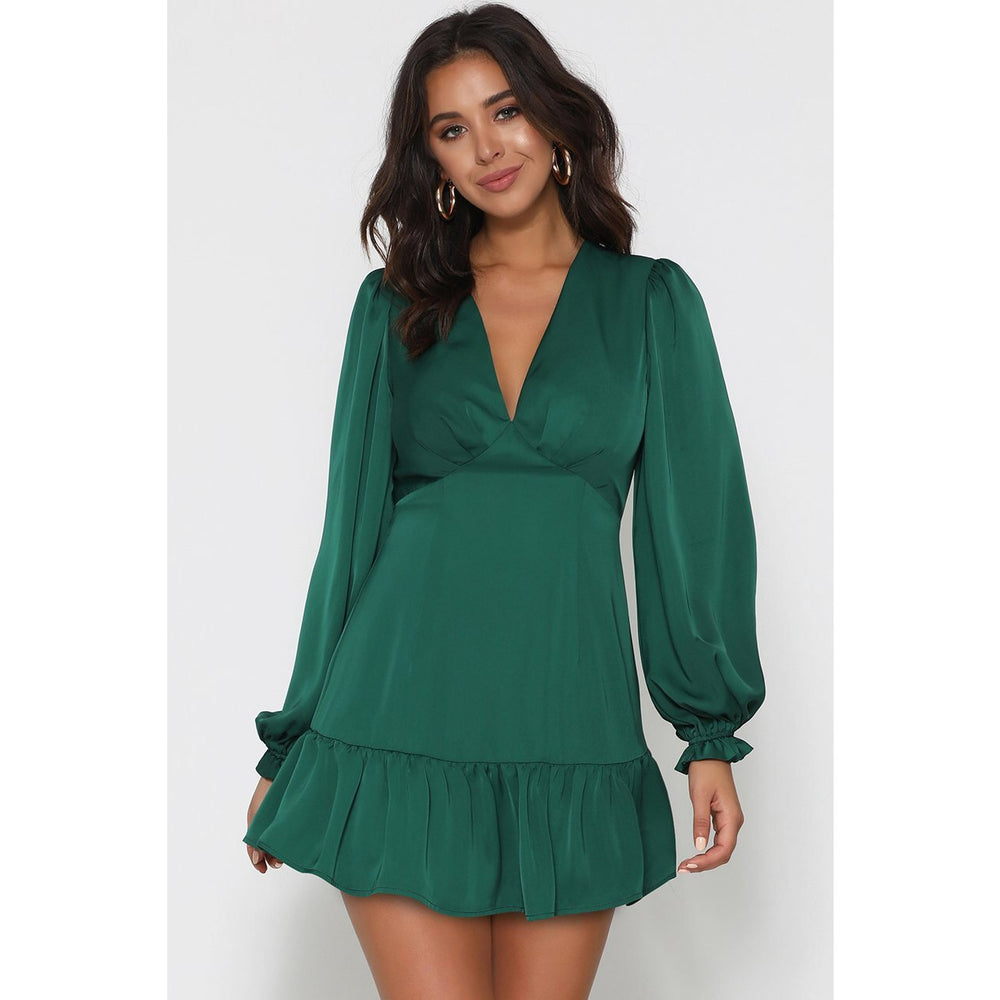 Load image into Gallery viewer, Nula Dress - Emerald