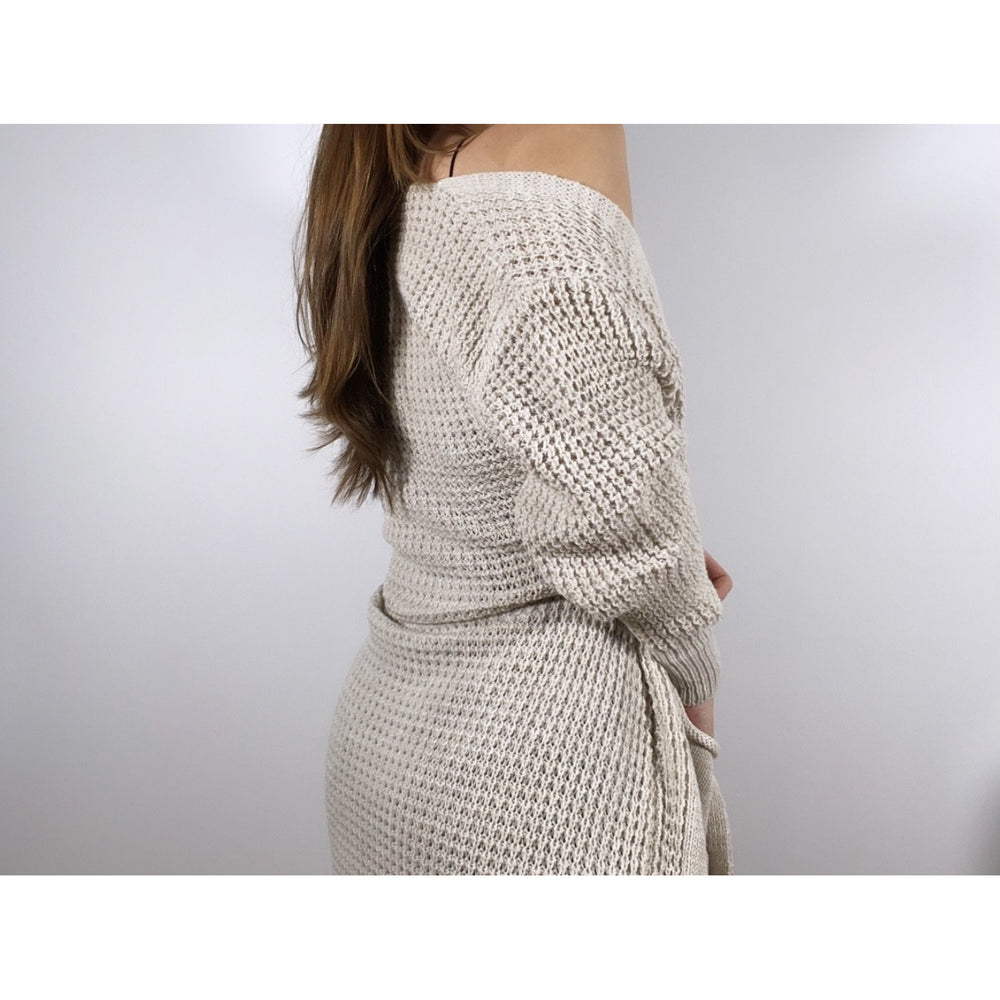 Load image into Gallery viewer, ABIGAIL KNIT CARDIGAN