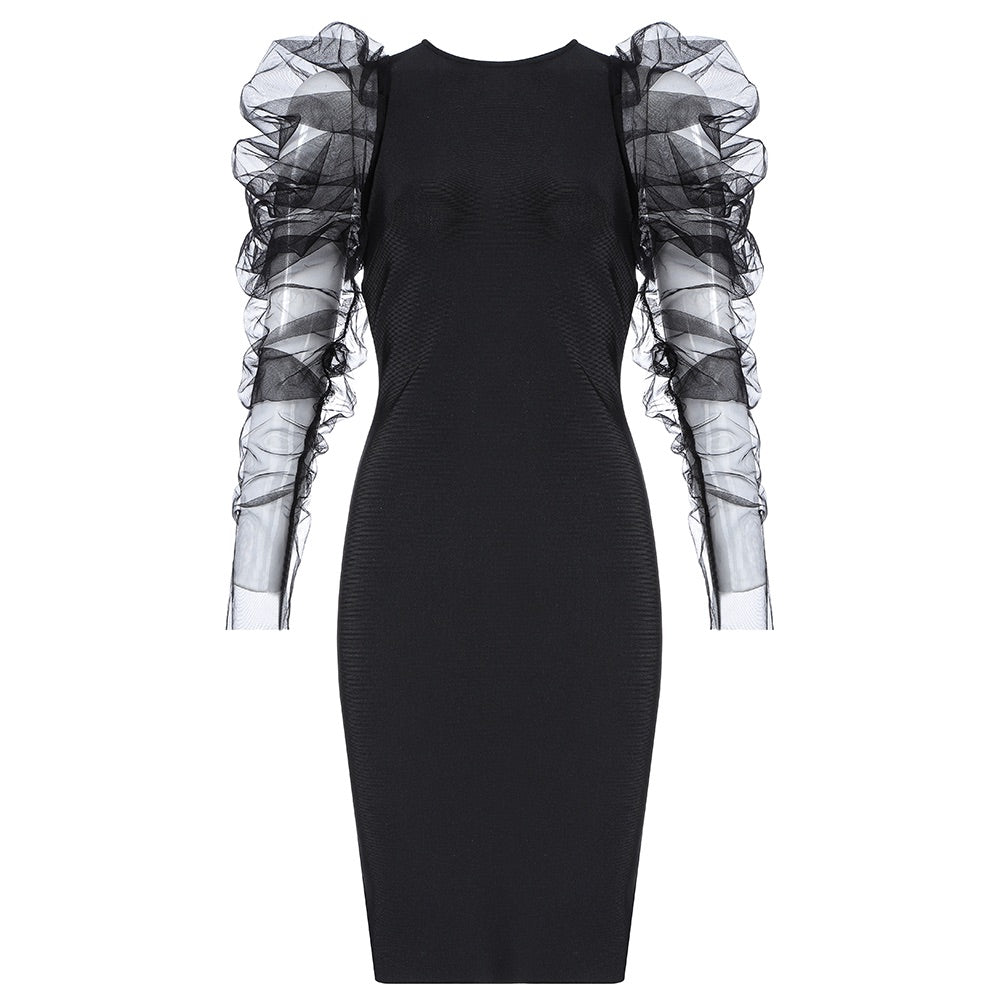 Load image into Gallery viewer, Lisa Bandage Dress