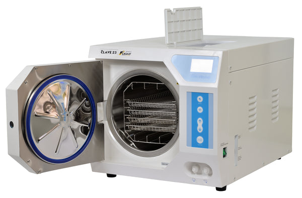 Flight Autoclave Sterilizer Clave23+ with Compressor