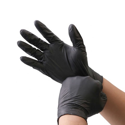Strongwear BLACK Gloves-Large