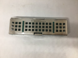 Cassette for 1 hand piece, Silicone Mat, with Lock-CS6-North America Medical Equipment Ltd.