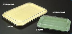 Clear Cover For Tray Size F-300FM-COVR-PLASDENT