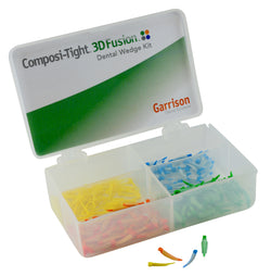 Composi-Tight® 3D Fusion™ Wedge Kit, 400 count-FXK4-Garrison Dental Solutions
