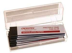CROSSTEX ARTICULATING PAPER THICK-1 each-26960-1-misc