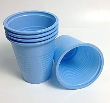 DEFEND DRINKING CUPS 1000/cs - BLUE-Defend MyDent International