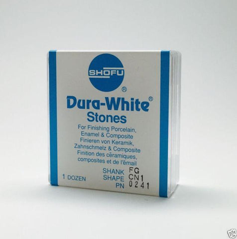 Dura-White FG, CN1,12/pk-0241-Shofu Dental Corporation