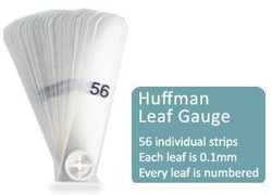 HUFFMAN LEAF GAUGE #106-#106-Huffman Dental Products