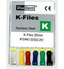 K-File 21mm #45-DiaDent Group International