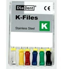 K-File 25mm #15-SS502-203-DiaDent Group International